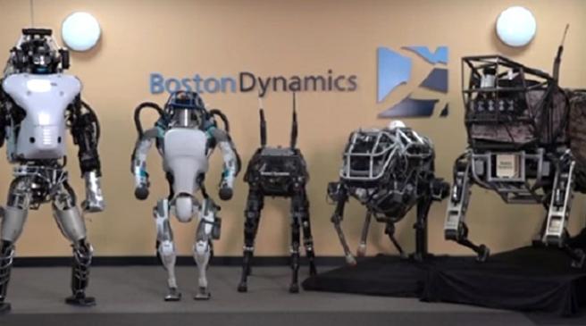 Photo of Atlas: Robot koji neodoljivo podsjeća na čovjeka