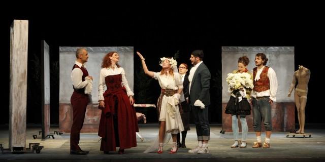 Photo of Premijera opere 'Figarov pir' u zagrebačkom HNK-u