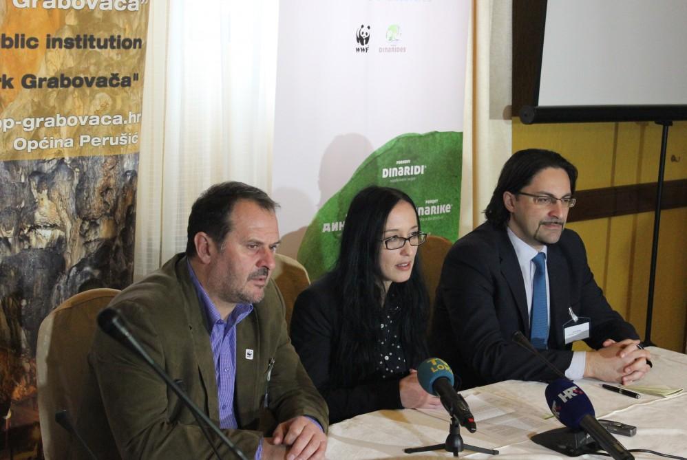 """Photo of MARTIN ŠOLAR iz WWF-a: """"Bez vrijednih parkova poput Grabovače ne bi bilo projekata niti naše organizacije!"""""""