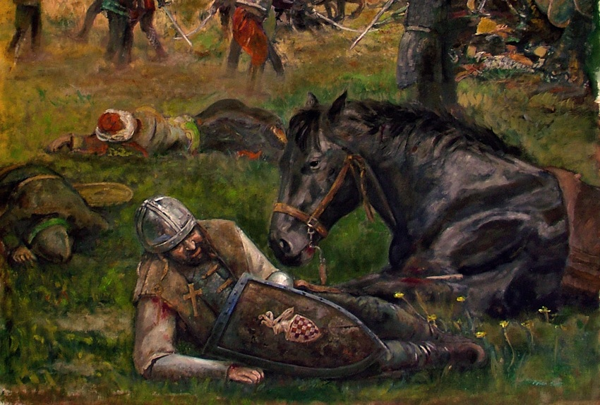 Photo of Arheološki vremelov: UDBINA – Bitka na Krbavskom polju