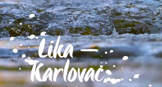 Photo of VIDEO: Lika i Karlovac predstavljeni u videu HTZ-a