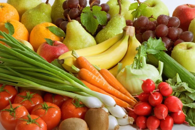 Photo of Evo kako je prije izgledalo voće i povrće