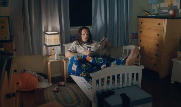 """Photo of Popularni Čombe iz """"Lud, zbunjen, normalan"""" u američkoj reklami"""