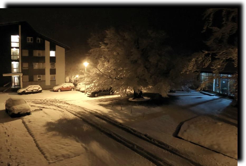 Photo of Na Plitvicama snijeg, MUKINJE ovaj put prve pod većim snježnim pokrivačem u Lici