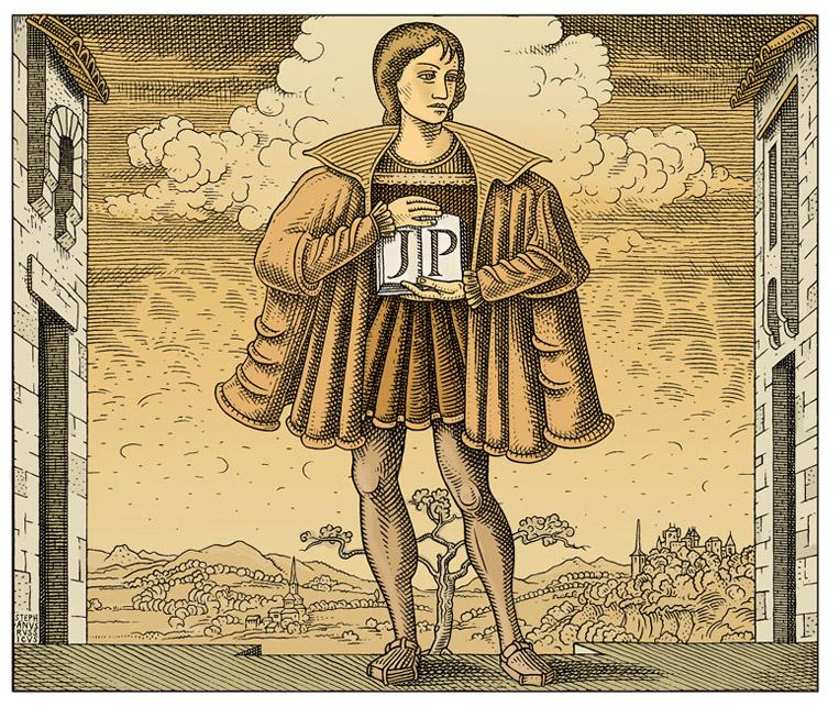 Photo of Janus Pannonius: pjesnik, kacelar, ban i biskup