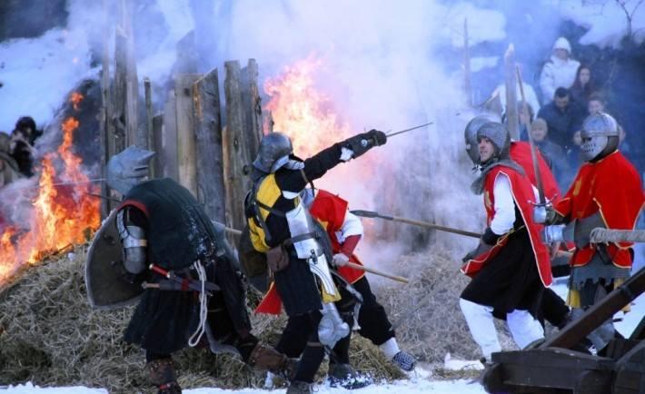 Photo of Srednjovjekovni sajam i bitka ovaj vikend u Samoboru!