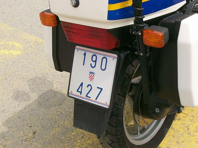Photo of Nove registarske oznake bit će jednake kao sadašnje!