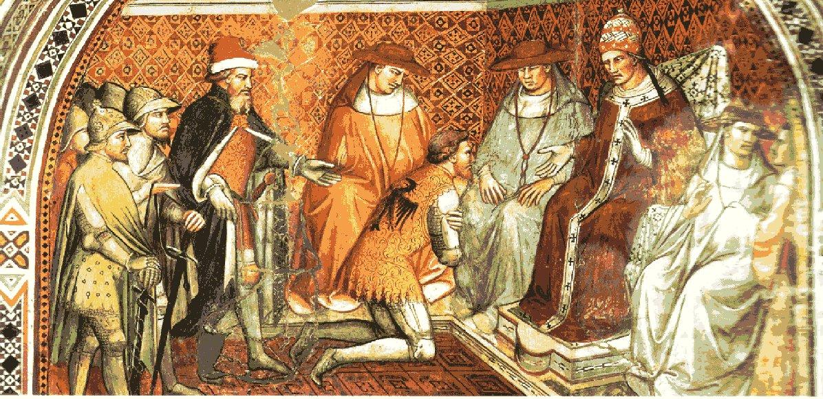 Photo of Crtice iz povijesti: posjet pape Aleksandra III. Hrvatskoj