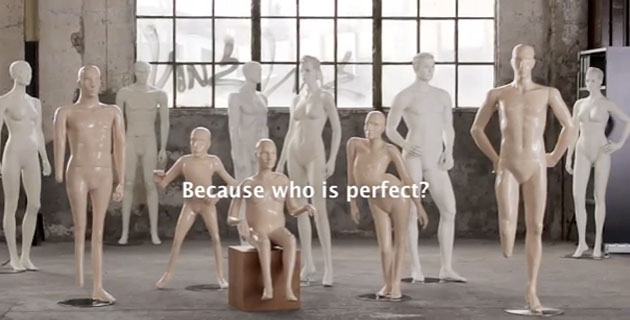 Photo of Video: Ljepota nije u savršenstvu