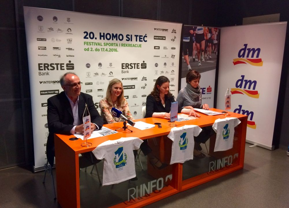 Photo of Najavljen je HOMO SI TEĆ! Festival sporta i rekreacije