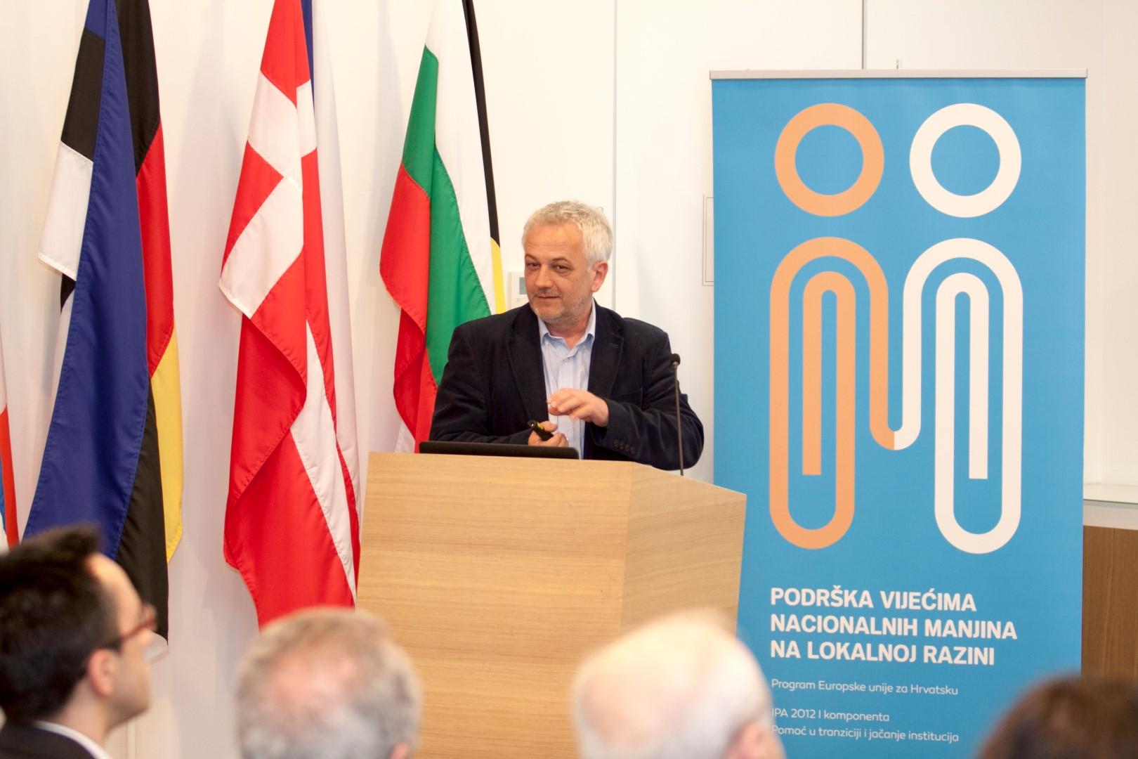 Photo of Potpora nacionalnim manjinama na lokalnoj razini predstavljena od Vlade RH