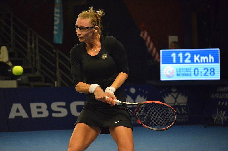 Photo of Lučić Baroni zaustavljena u drugom kolu teniskog WTA turnira u Monterreyu