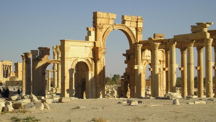 Photo of Hermitage želi obnoviti antičku Palmiru