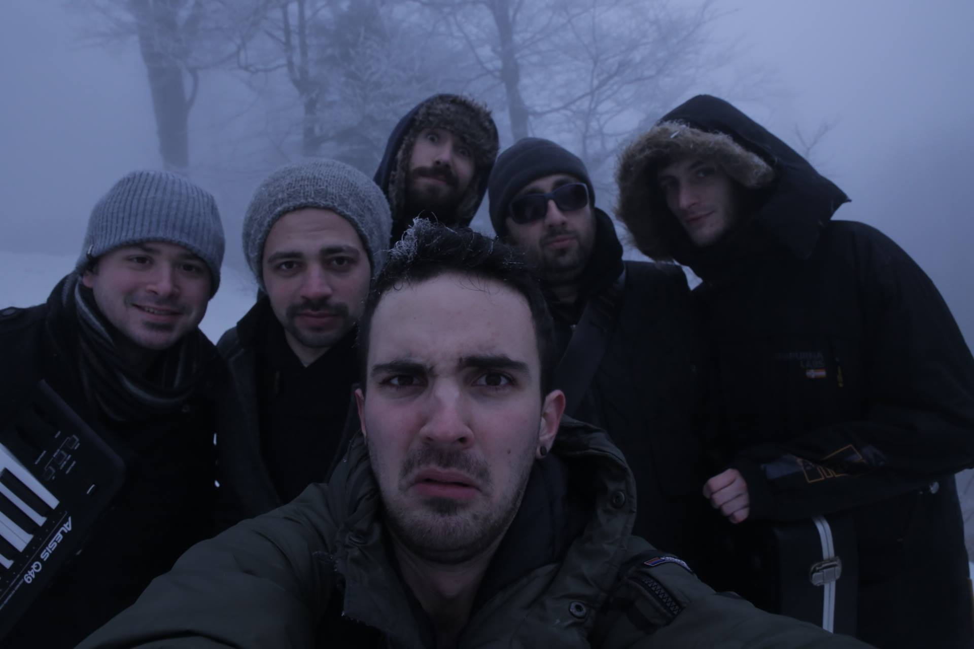Photo of THE A! doveo do projekta ZagrebAtDawn