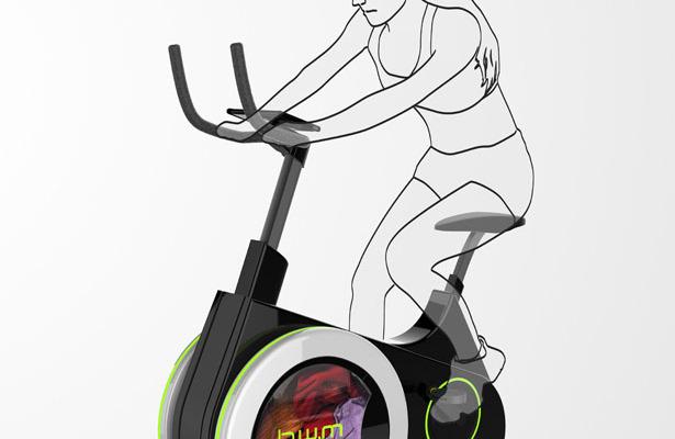 Photo of Zanimljiva kombinacija: Bicikl stroj za rublje