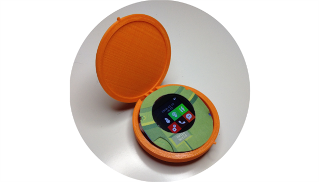 Photo of Cyrcle – okrugli pametni telefon!
