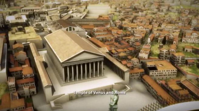Photo of Video: Prošetajte drevnim Rimom!