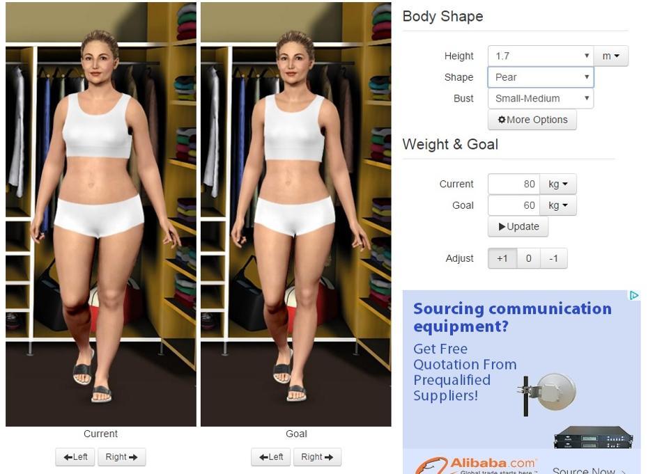 Photo of Aplikacija otkriva kako biste izgedali da imate 10 kg više ili manje