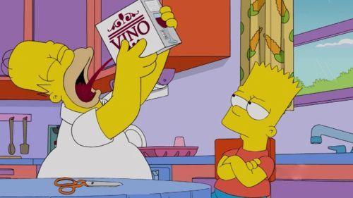 Photo of Homer Simpson pije hrvatsko vino?