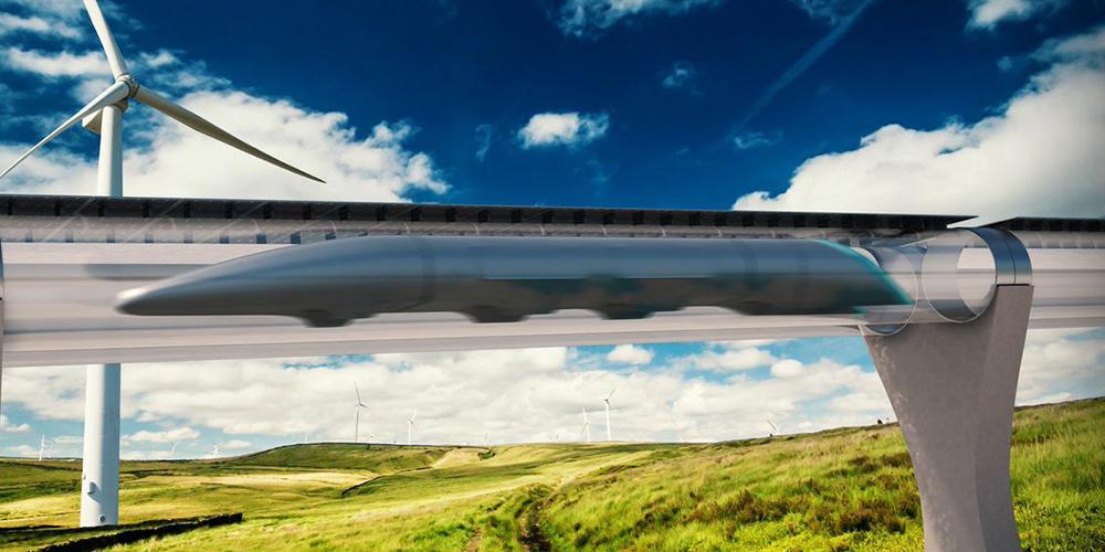 Photo of Hyperloop vlak između Beča, Budimpešte i Bratislave
