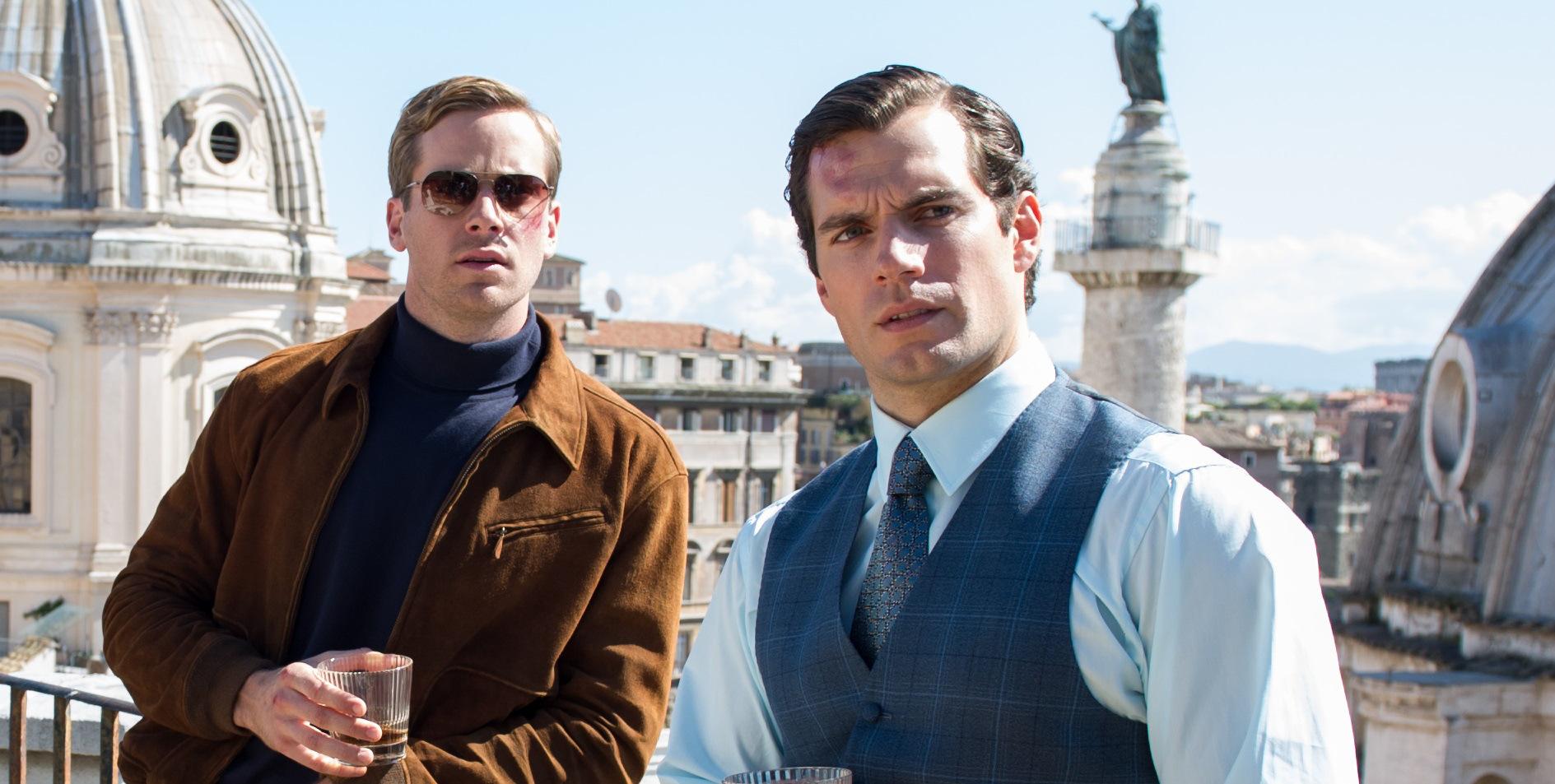 Photo of Recenzija filma THE MAN FROM U.N.C.L.E.: Genijalni um Guya Richieja!