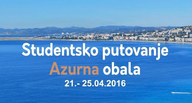 Photo of Otputujte na Azurnu obalu i do Monaca!