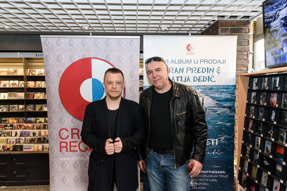 """Photo of Matija Dedić i Zoran Predin predstavili album """"Tragovi u sjeti 2"""""""