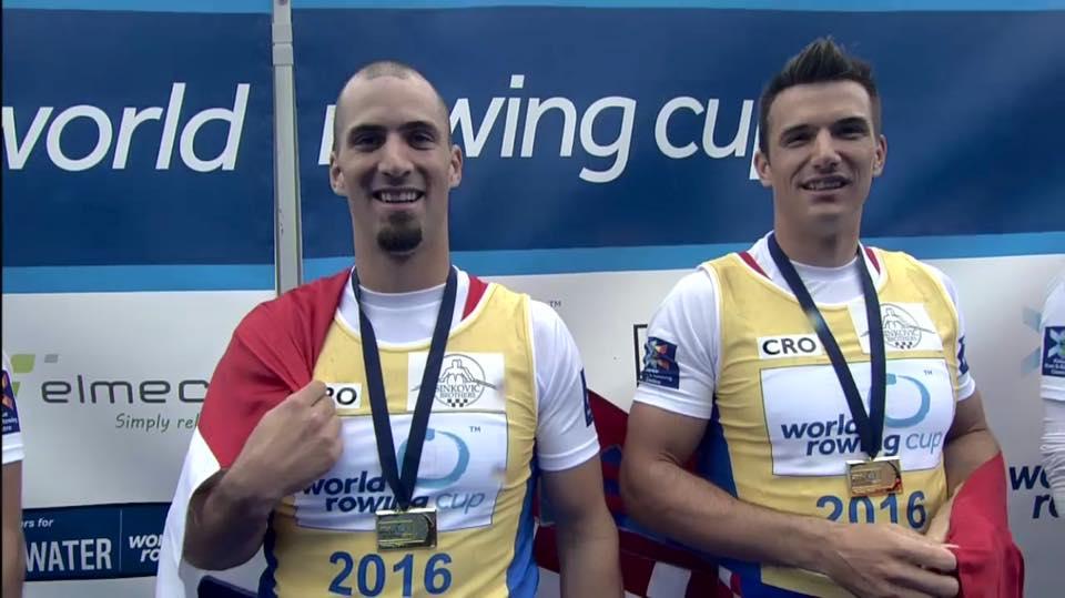 Photo of Braća Sinković osvojili zlato na svjetskom kupu
