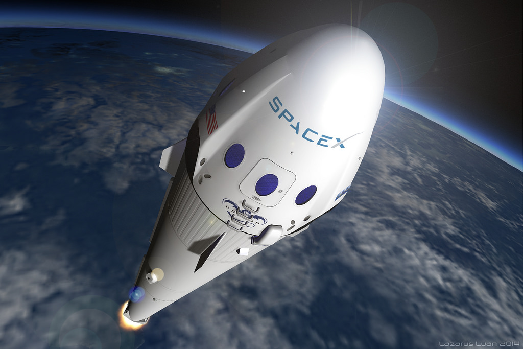 Photo of SpaceX na Marsu do 2018.?