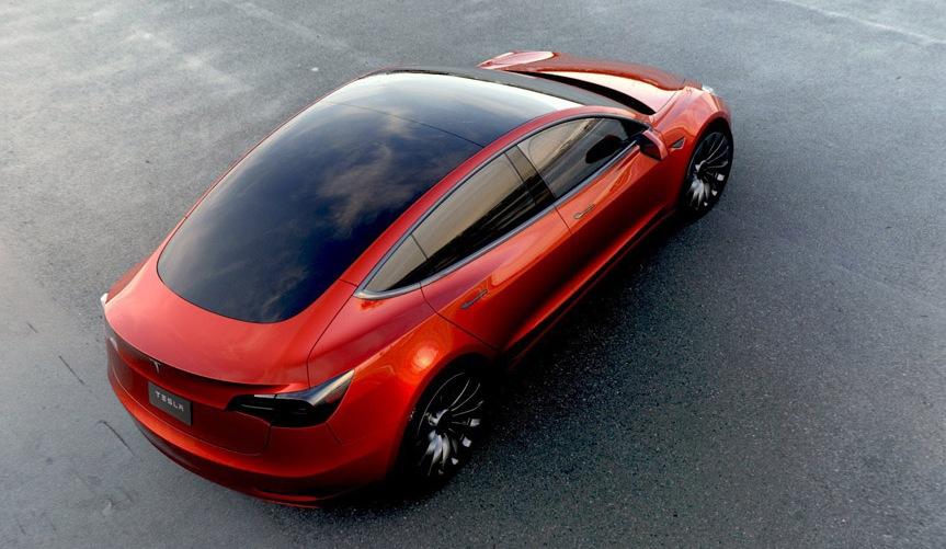 Photo of Tesla Model 3 – električni automobil dostupan svima