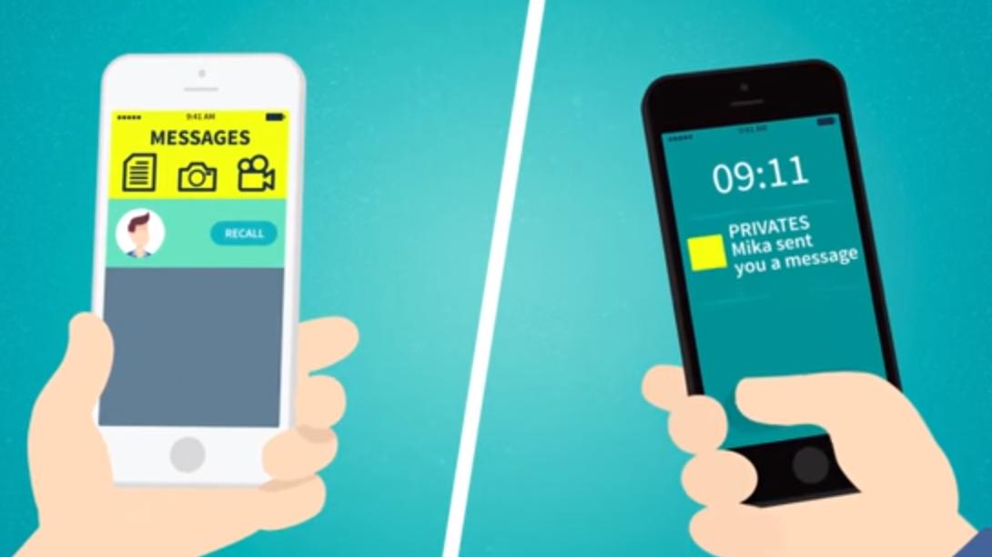 Photo of Aplikacija koja vraća poruke poslane na krivi broj