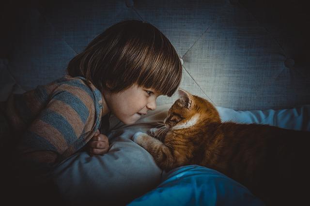 Photo of Razlozi zašto bi vaš mališan trebao imati kućnog ljubimca