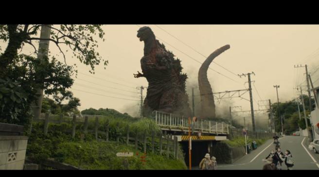 Photo of Izašao je trailer za novu (japansku) Godzillu