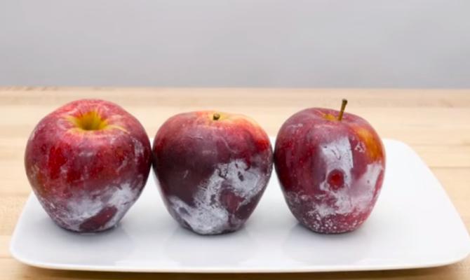 Photo of Jednostavni trik otkriva jesu li jabuke koje ste kupili tretirane voskom