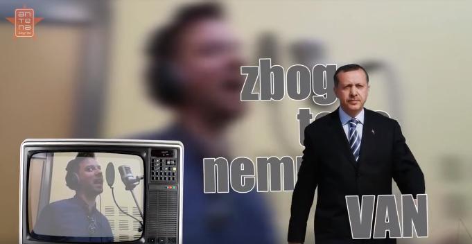 Photo of BULLHIT: Tayyip Erdogan, zbog tebe nemrem van!