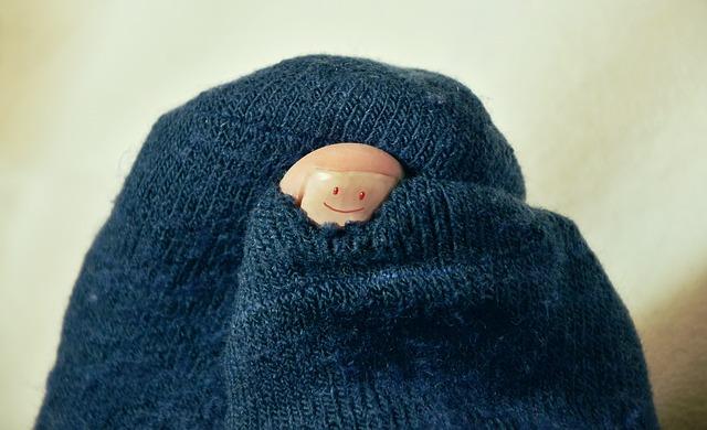 Photo of Misterij izgubljenih čarapa