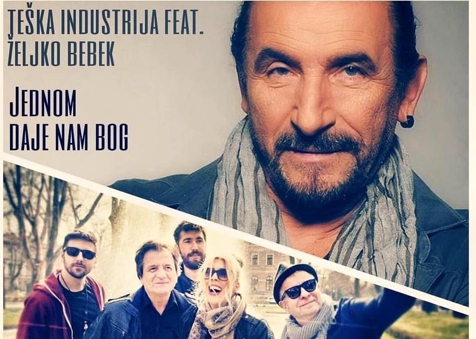 Photo of Poslušajte duet Željka Bebeka i Teške industrije