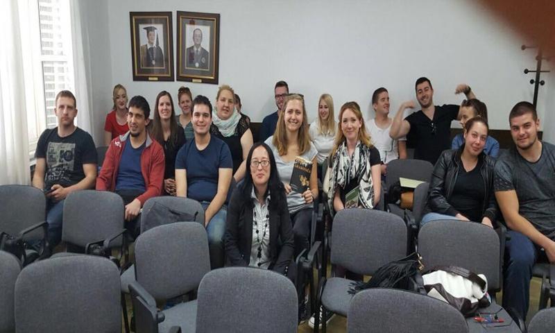 Photo of OPATIJA Fakultet za menadžment u turizmu ugostio predavanje o Grabovači