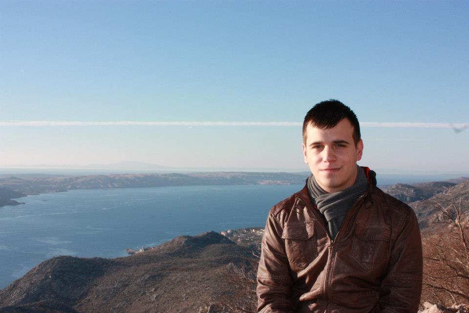 """Photo of TONI PAVIČIĆ: """"Mladi ljudi bi trebali biti iznad lijevih i desnih, trebali bi se okrenuti budućnosti!"""""""