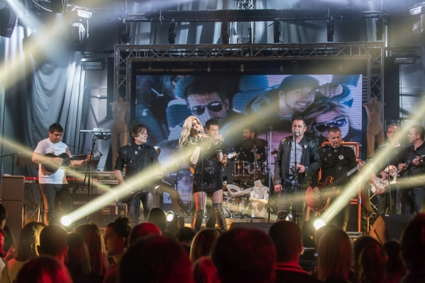Photo of Teška industrija održala koncert u Tvornici kulture