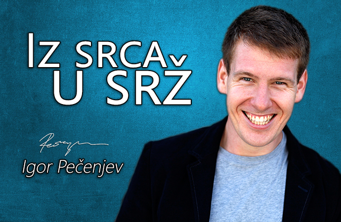 Photo of VLOG by Igor Pečenjev #IzSrcaUSrž: Sreća prati hrabre