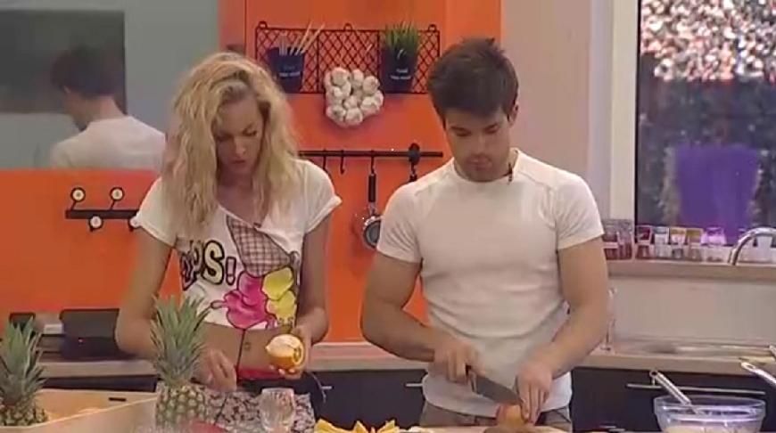Photo of Iznervirani Fabio i Marina ogovaraju ostale stanare