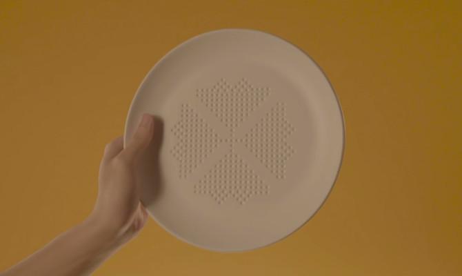 Photo of Izumljen je tanjur koji upija kalorije iz hrane