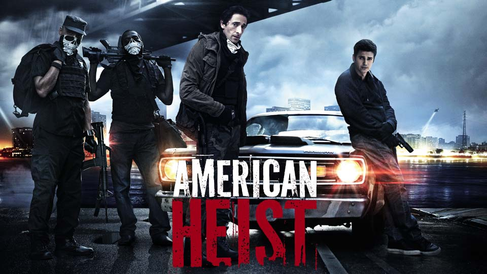 Photo of Recenzija filma AMERICAN HEIST: Igranje s movie makerom