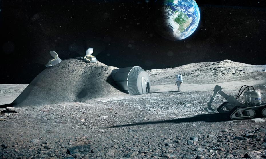 Photo of Europska svemirska agencija planira izgraditi stanicu na Mjesecu