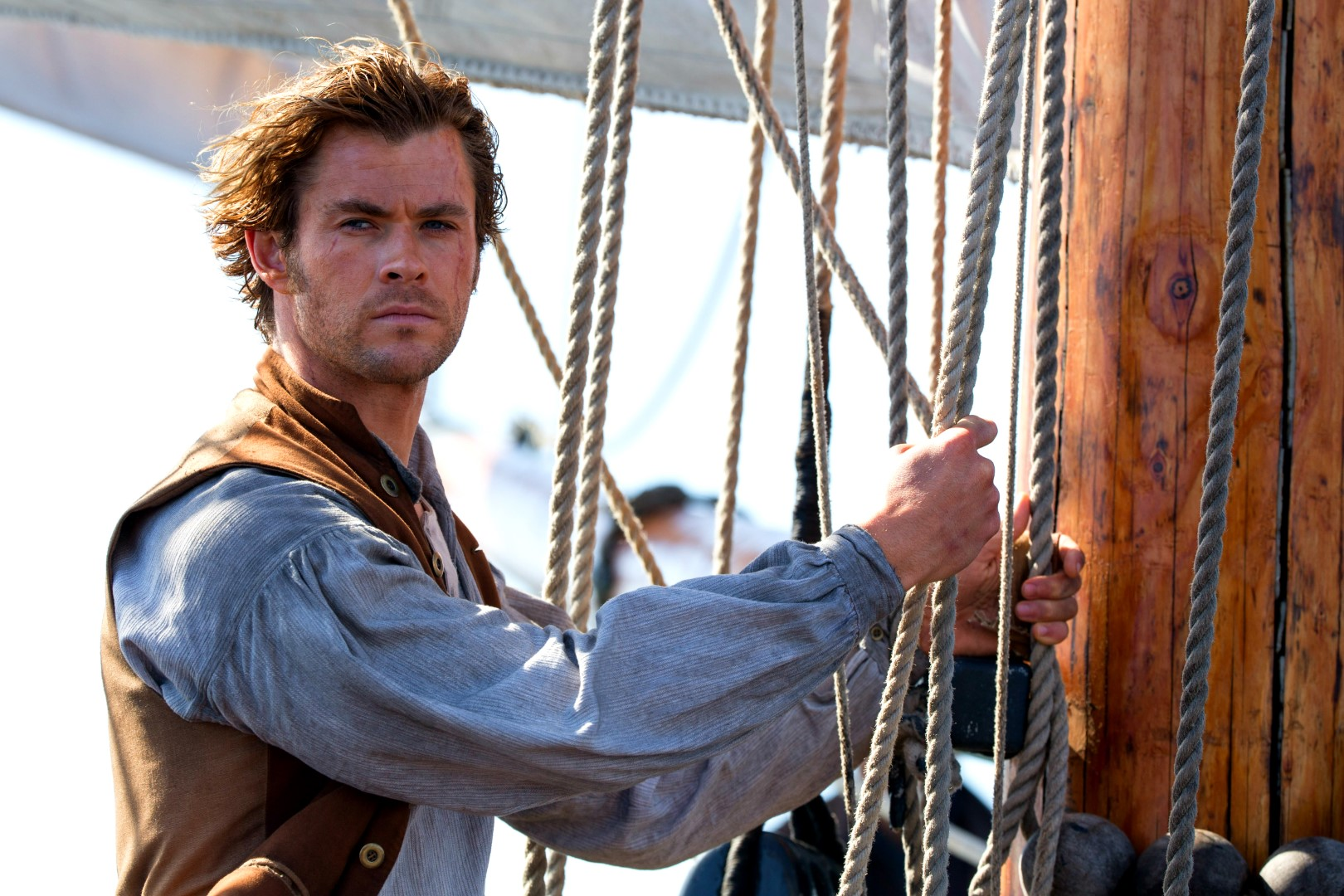 Photo of Recenzija filma IN THE HEART OF THE SEA: Ovako je nastao roman Moby Dick