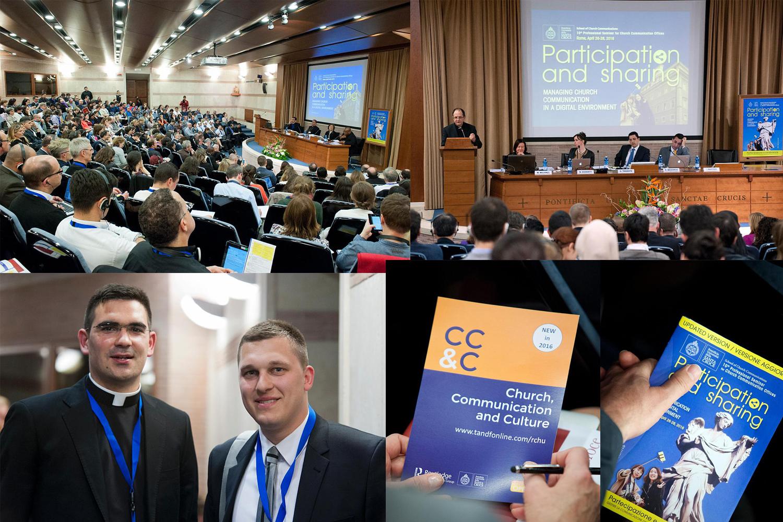 Photo of Međunarodna konferencija o Crkvi i komunikaciji okupila 400 stručnjaka