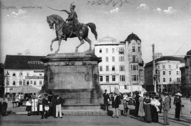 Photo of Janko Kamauf: prvi gradonačelnik Zagreba