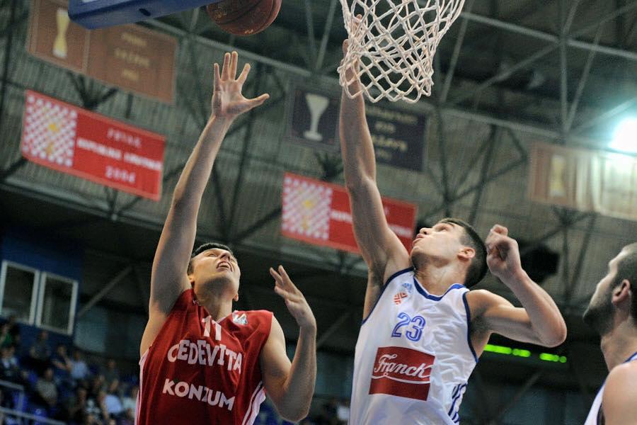 Photo of Cedevita na korak do osvajanja trećeg uzastopnog naslova prvaka Hrvatske