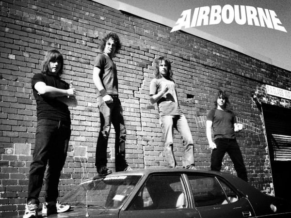 Photo of Airbourne u Tvornici kulture